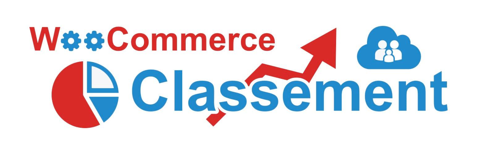 Notre plugin Woocommerce Classement est sur WordPress.org