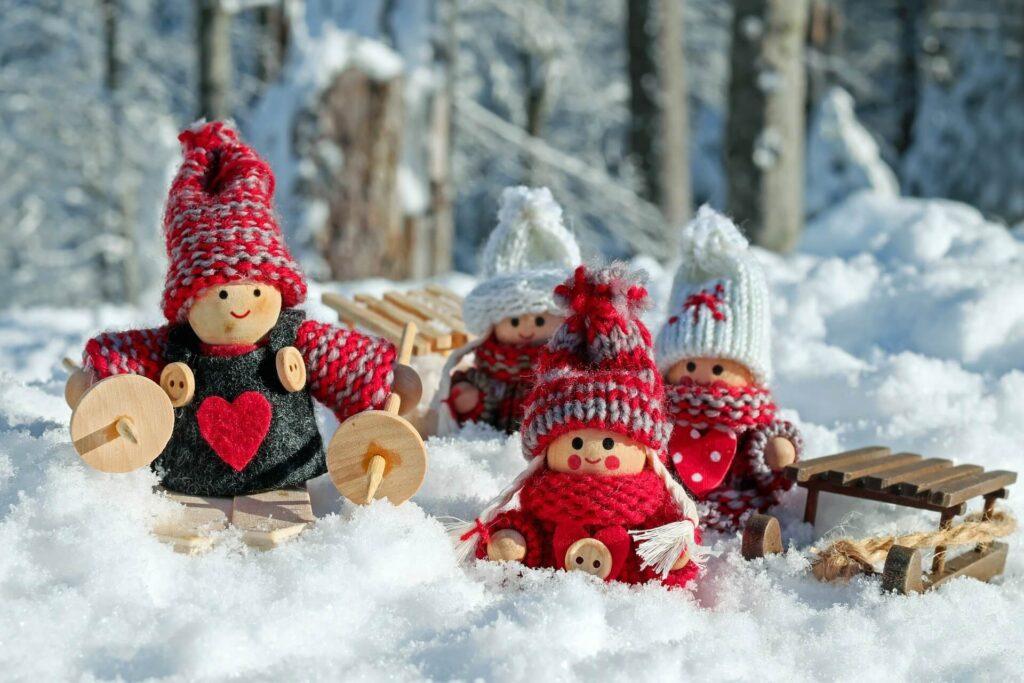Joyeuses fêtes! Meilleurs vœux 2021